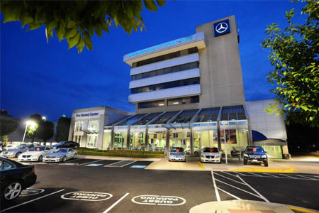 Mercedes benz of tysons corner walter l phillips inc for Mercedes benz tysons service